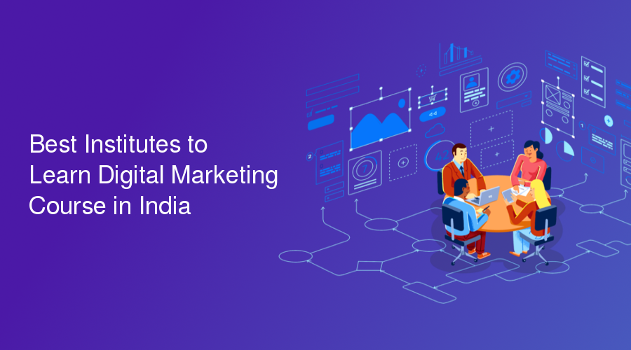 digital marketing course india