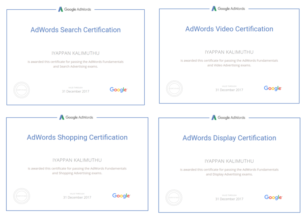 google-adwords-certifications