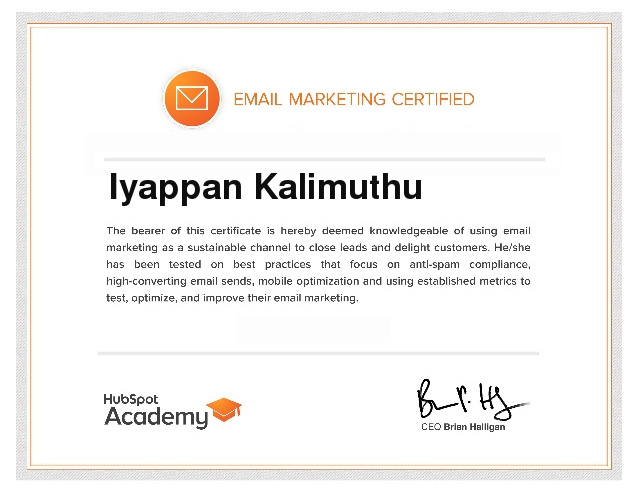 hubspot-email-certifications