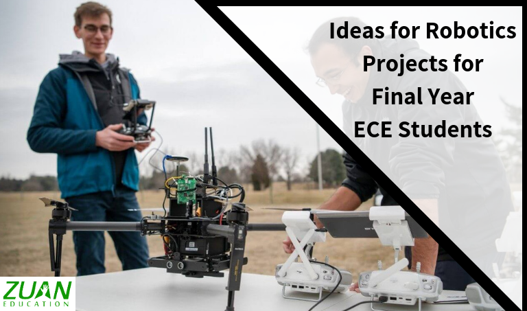 Ideas for Robotics Projects for Final Year ECE Students